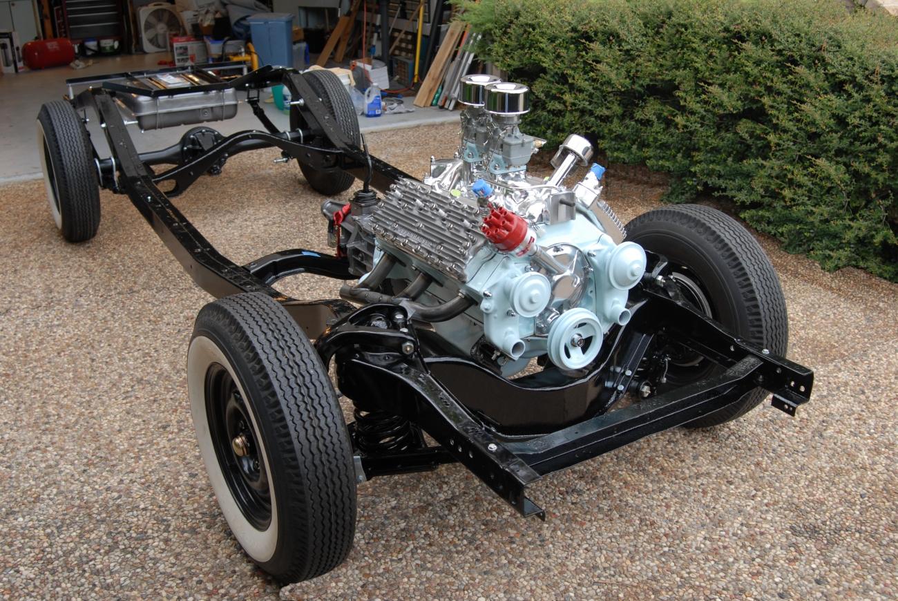 Venus#1 Chassis Rollout copy