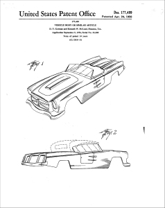 US Design Patent 1
