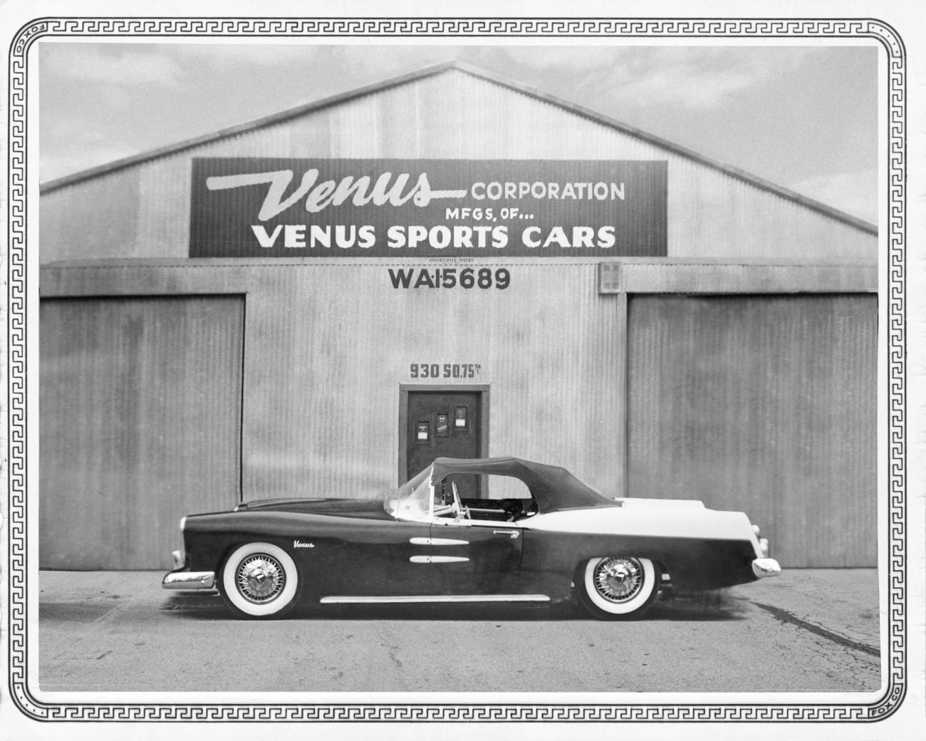 Venus TwoTone Restored